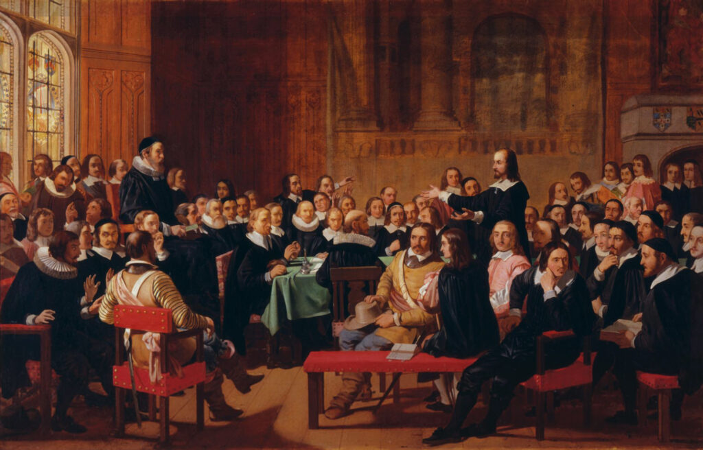 The Context of the Westminster Assembly